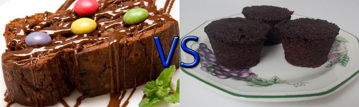 Brownie vs brownie