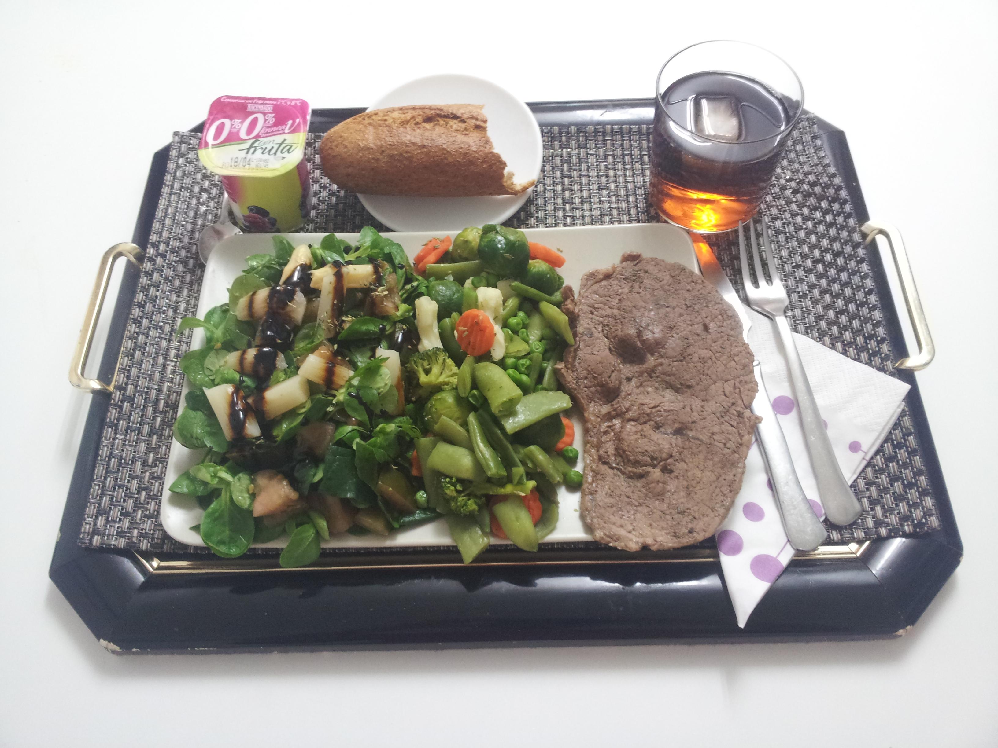 Recetas saludables, comida sana