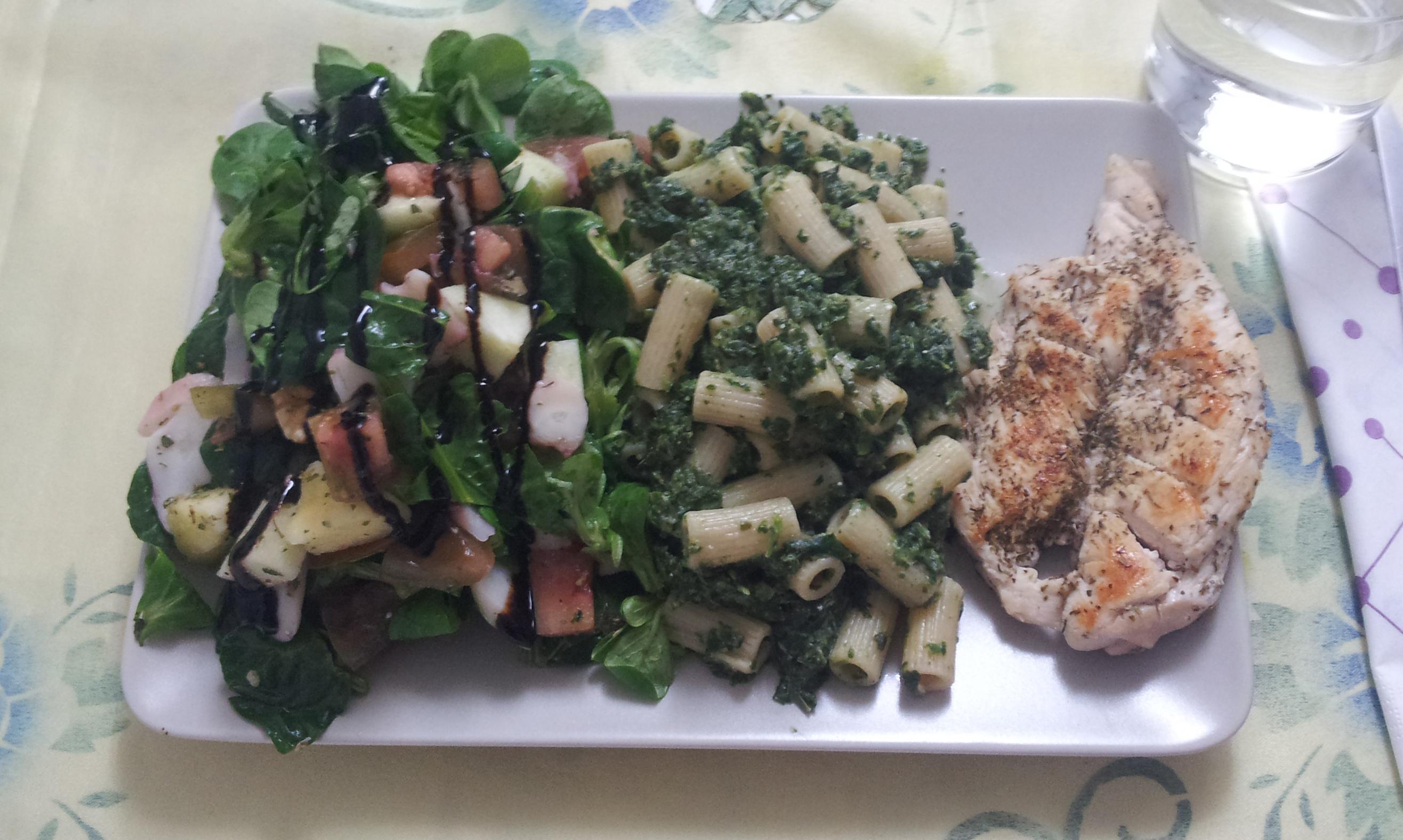 comida saludable, comida sana