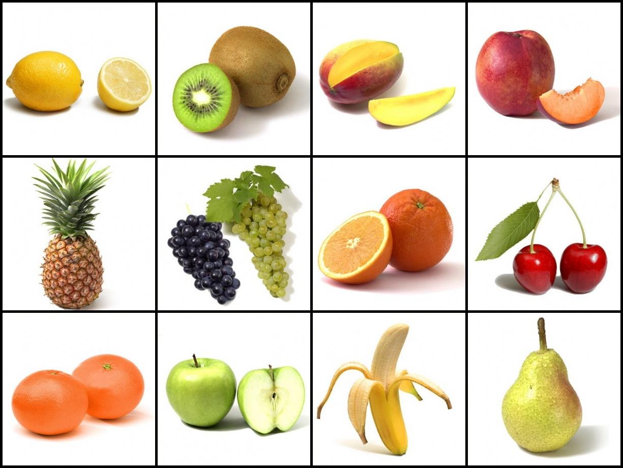 vitaminas y sus tipos: