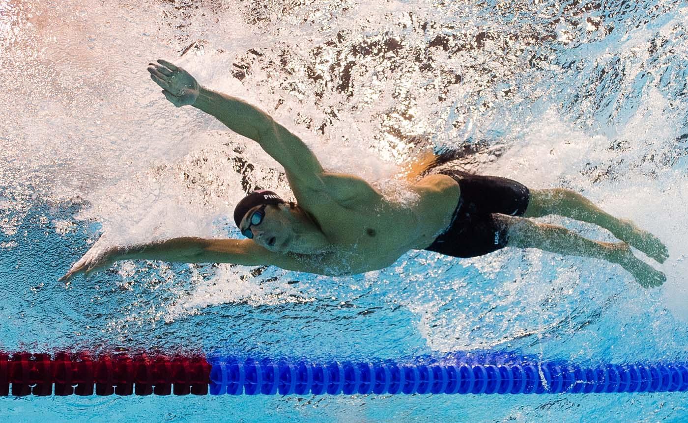 natación tonificación