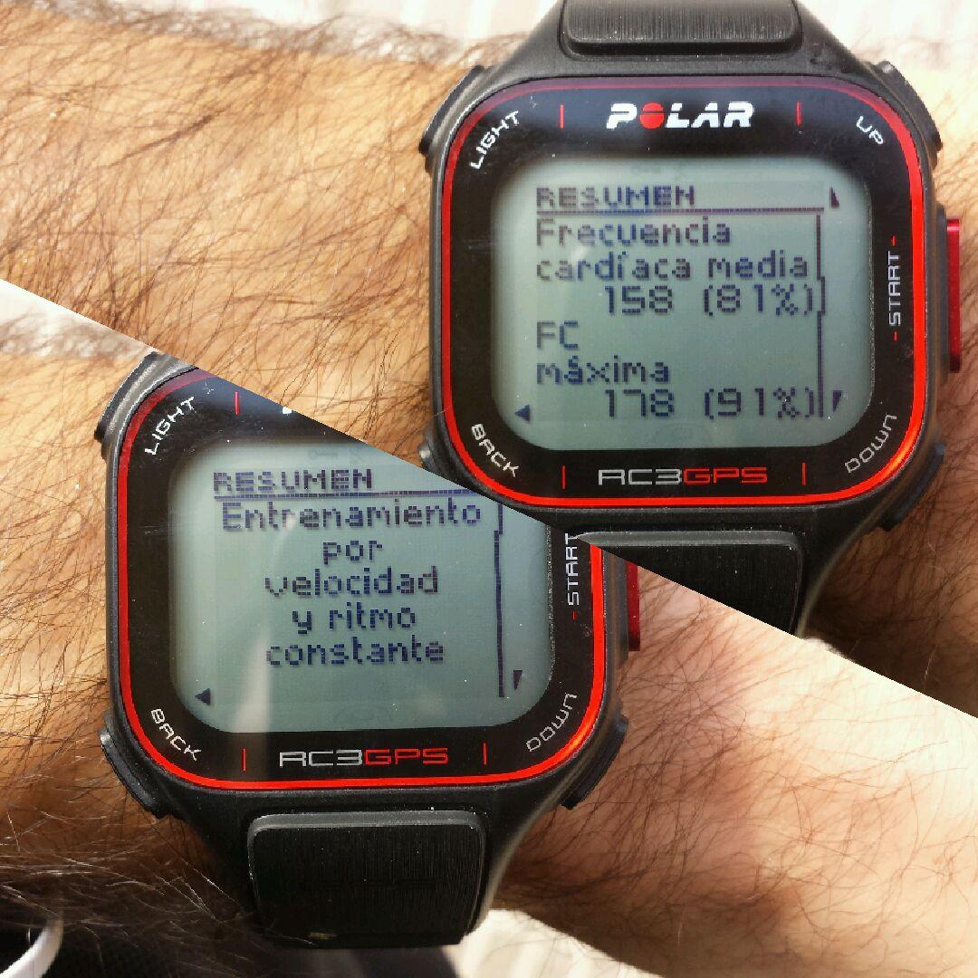 calorías pulsómetro