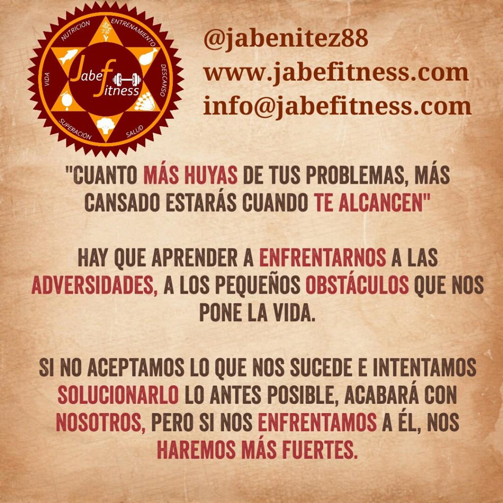 Motivación, jabefitness