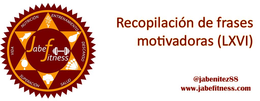 Frases motivadoras para entrenar ~ MUSCULACION PARA