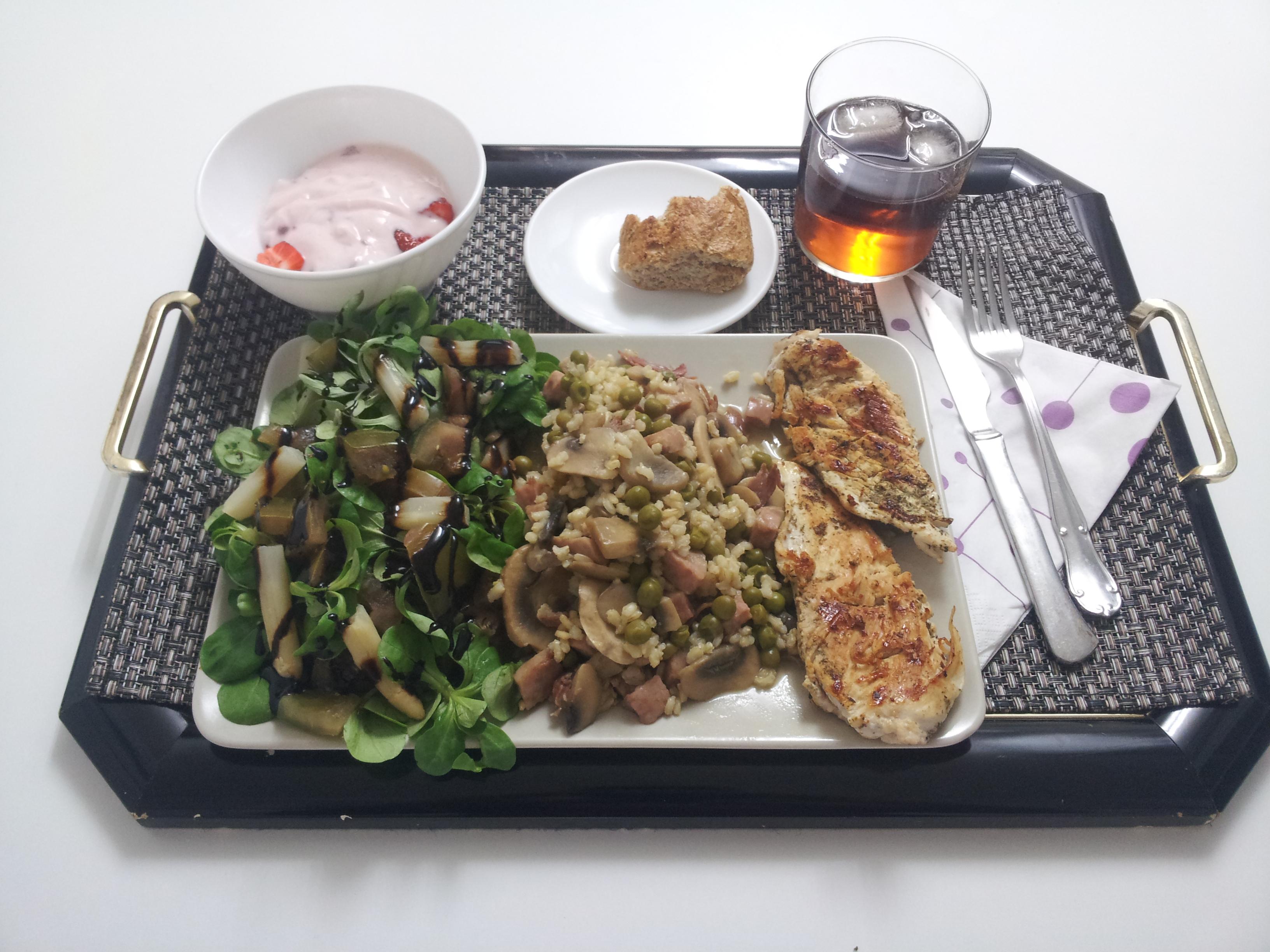 Comida sana, comida saludable, comida fitness