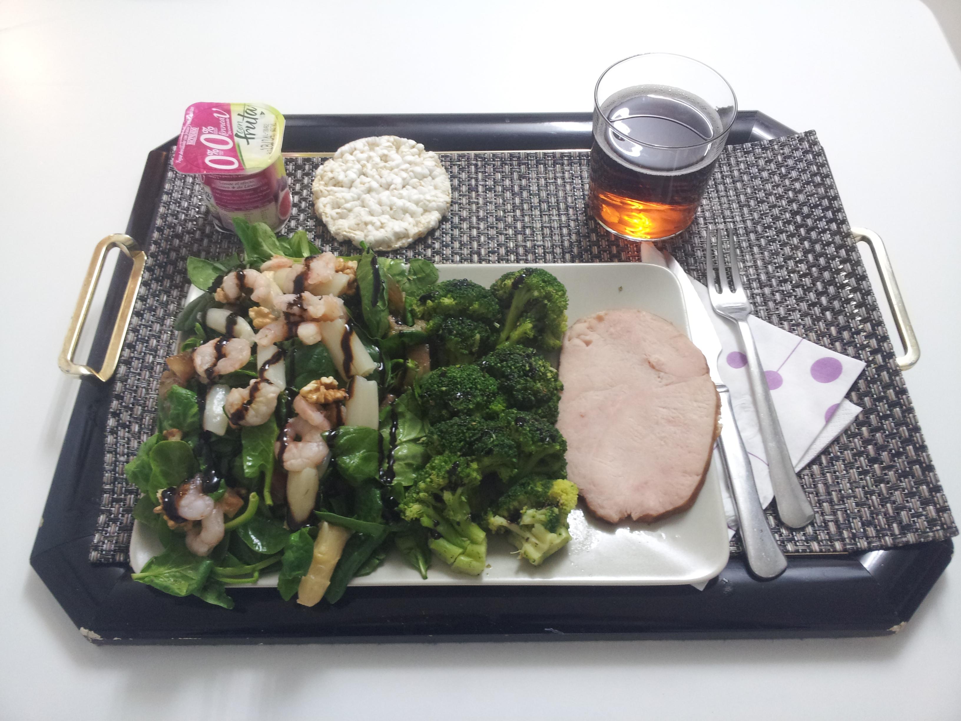 Cena saludable, cena fitness, recetas saludables.