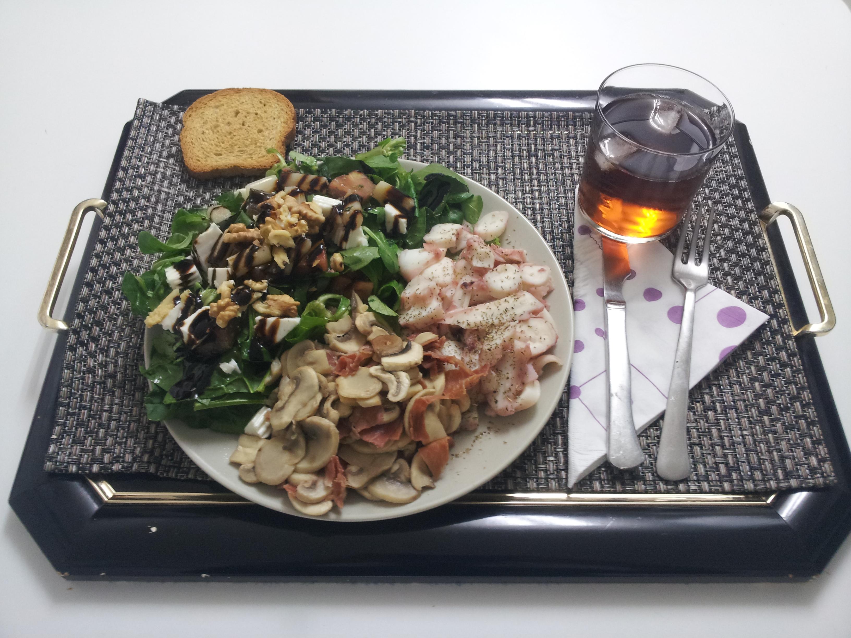 cenas saludables, recetas saludables, dieta sana.