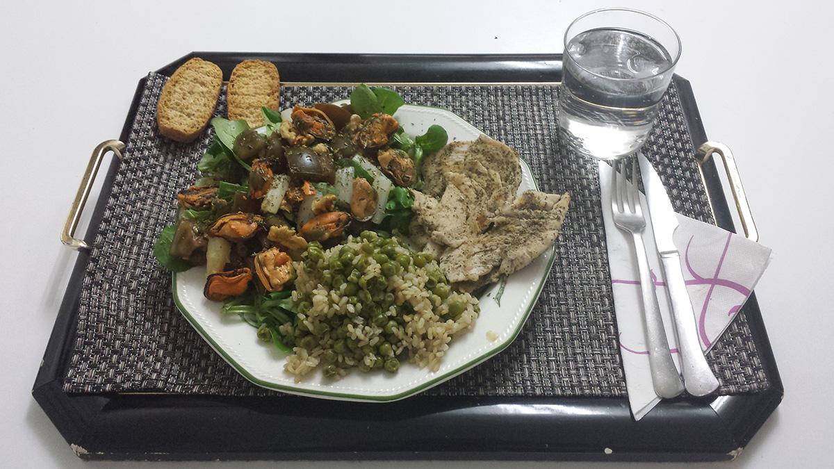 recetas saludables, recetas fitness, comida sana