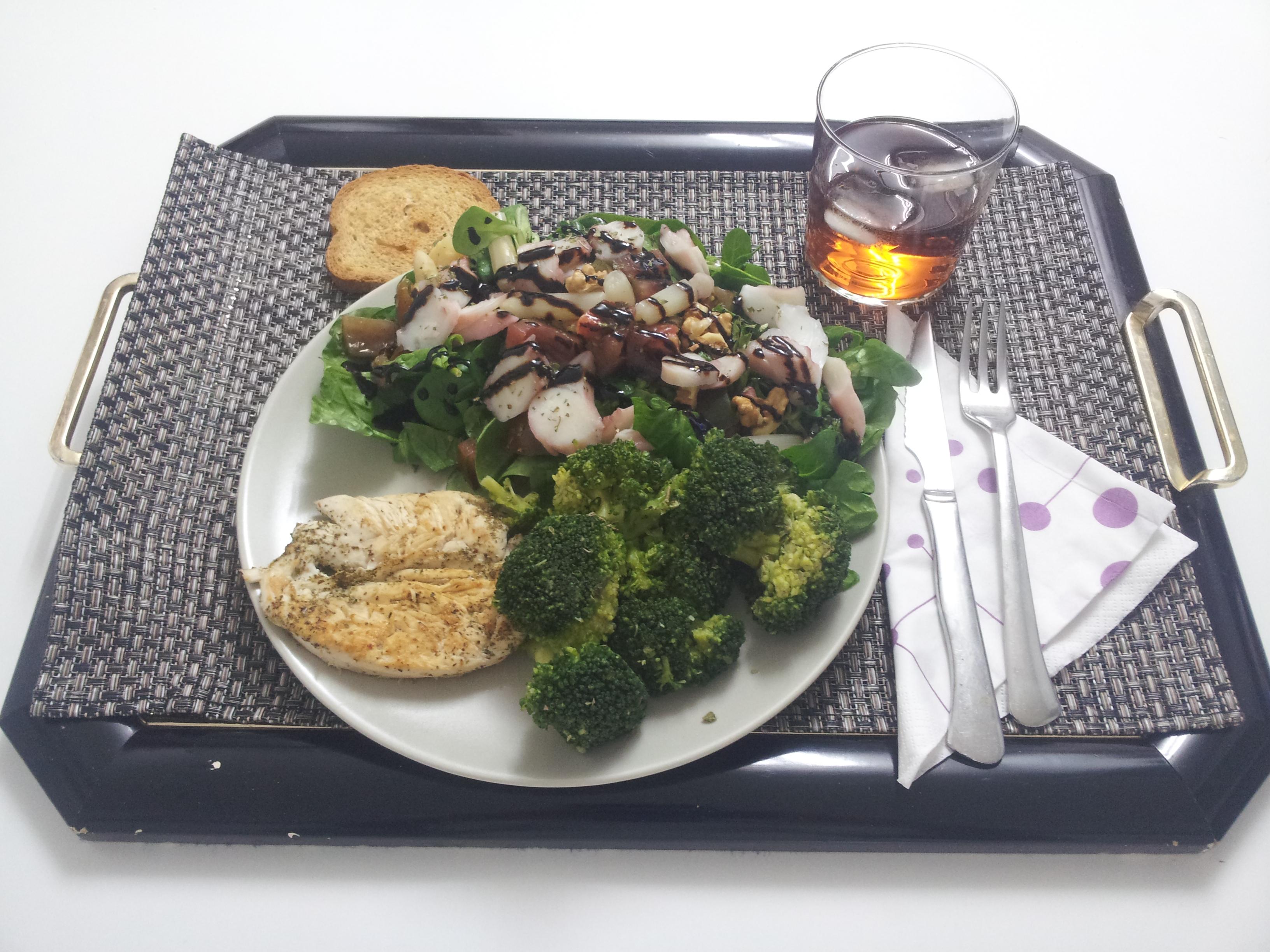 cenas saludables, cenas ricas, cenas sanas