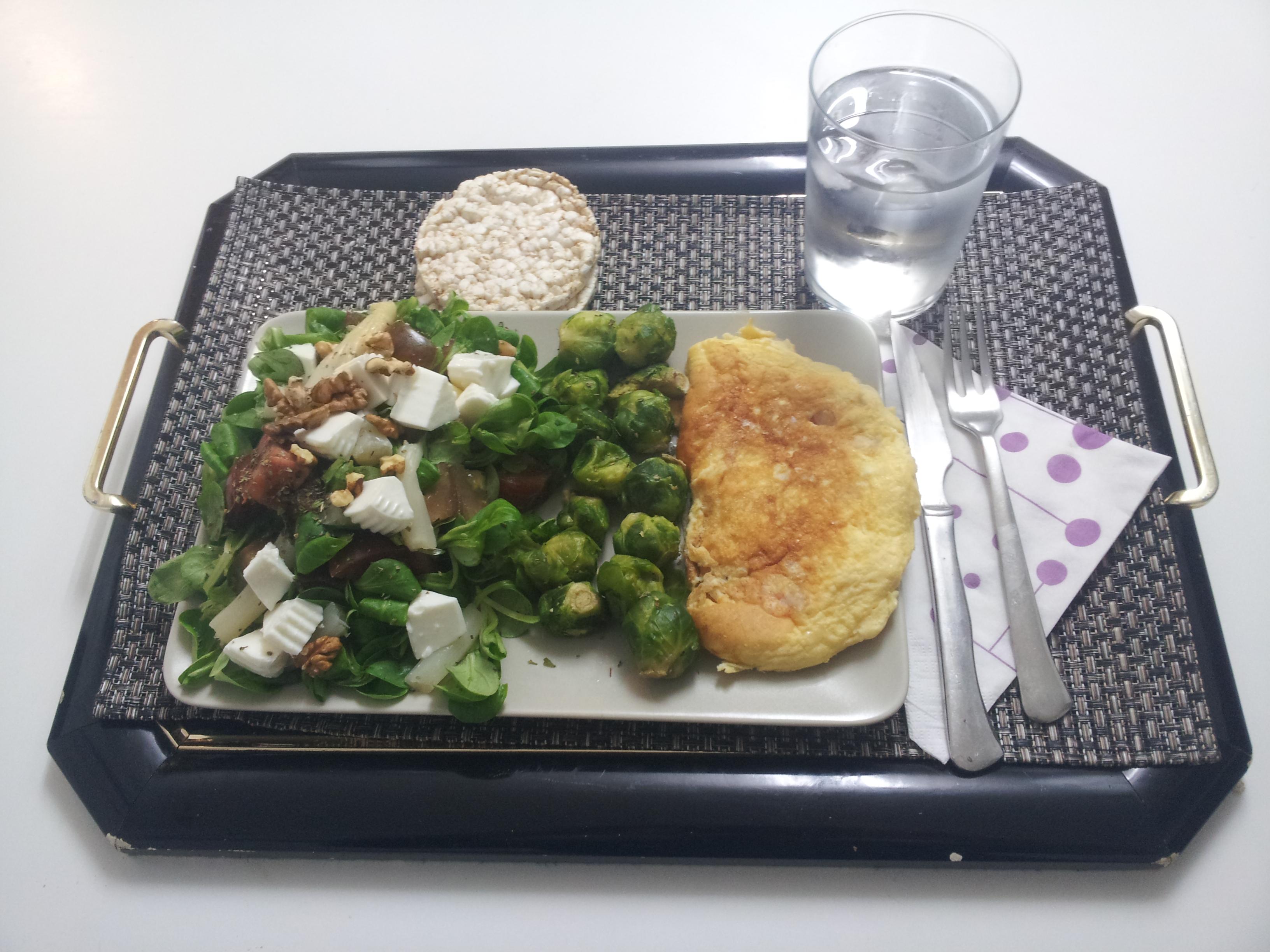 cena saludable, cena sana, cena fitness
