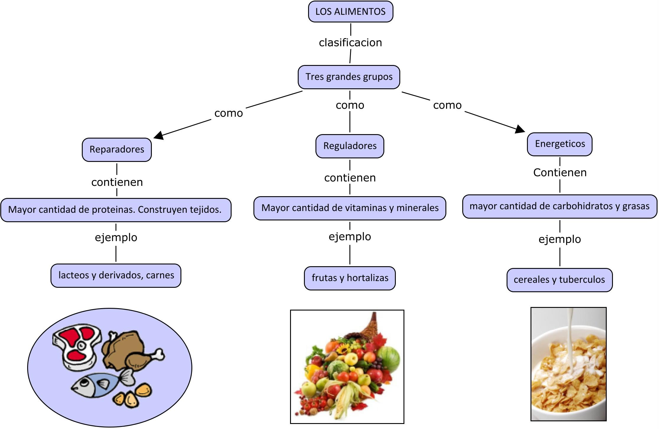 Los alimentos no engordan nos nutren - Alimentos que no engordan para cenar ...
