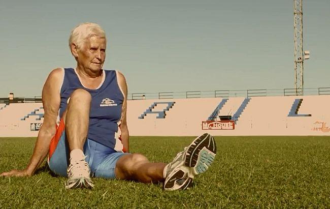 la edad no es excusa - superacion