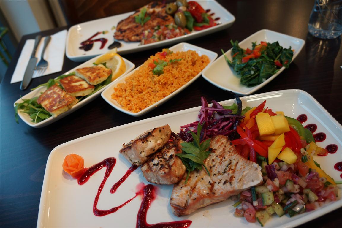 El restaurante fitness ideal comida sana rica nutritiva for Cocinar una tarde para toda la semana